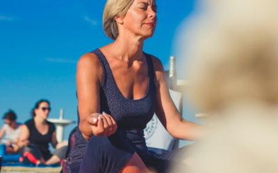 Sala de meditación en red