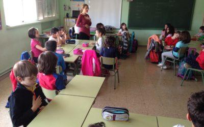 Mindfulness en el Aula CEIP Maestro Juan Alcaide