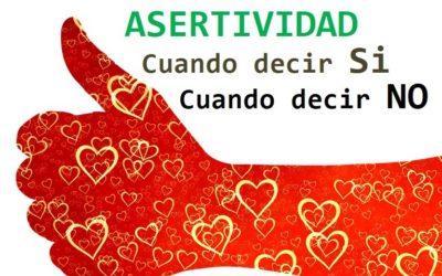 "Objetivo Mindfulness: En Noviembre ""LA ASERTIVIDAD"""